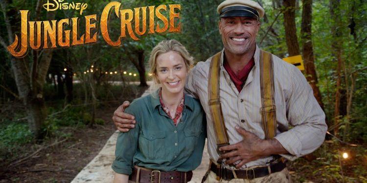bande annonce de Jungle Cruise le film de l'été de Disney.