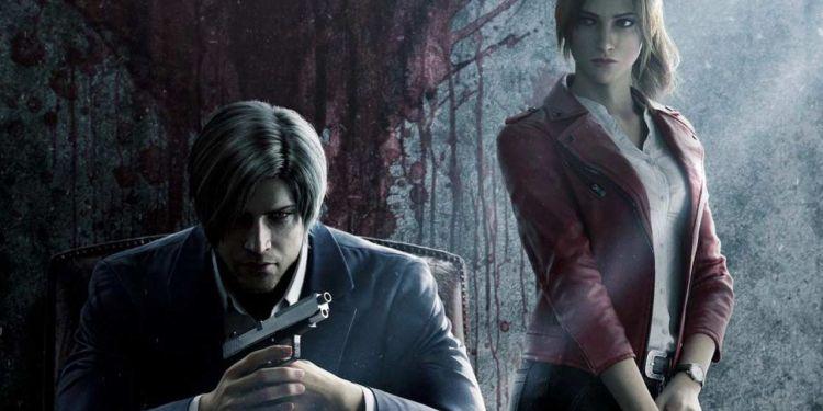 Bande annonce de la série animée Resident Evil.