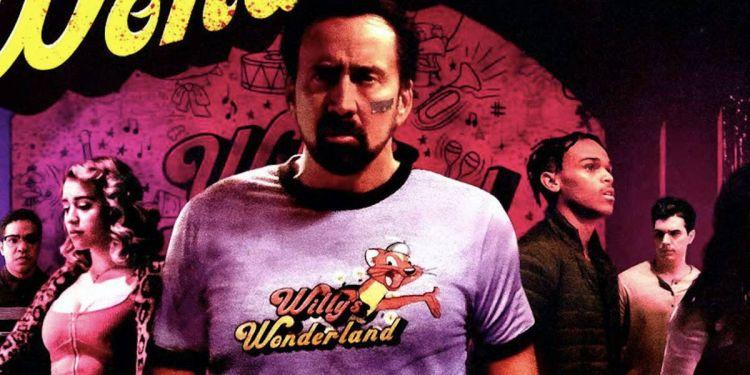 Bande annonce de Willy's Wonderland avec Nicolas Cage.