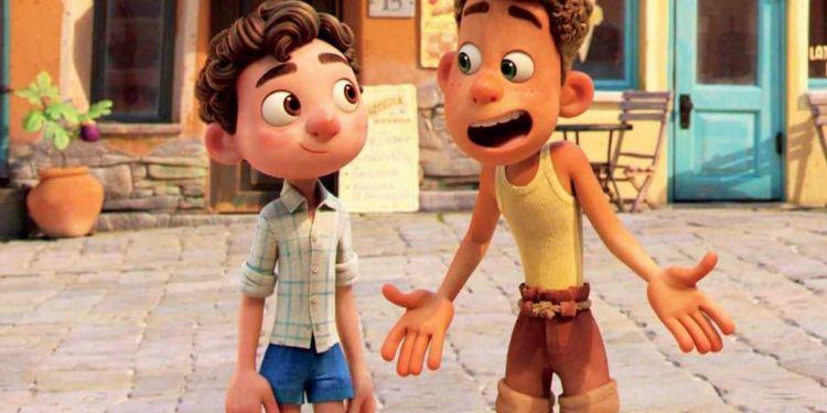 Bande annonce du nouveau Pixar, Luca.