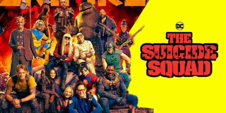 Bande annonce folle de The Suicide Squad.