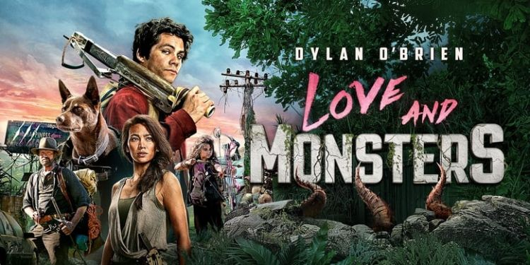 Bande annonce Love and monsters sur Netflix