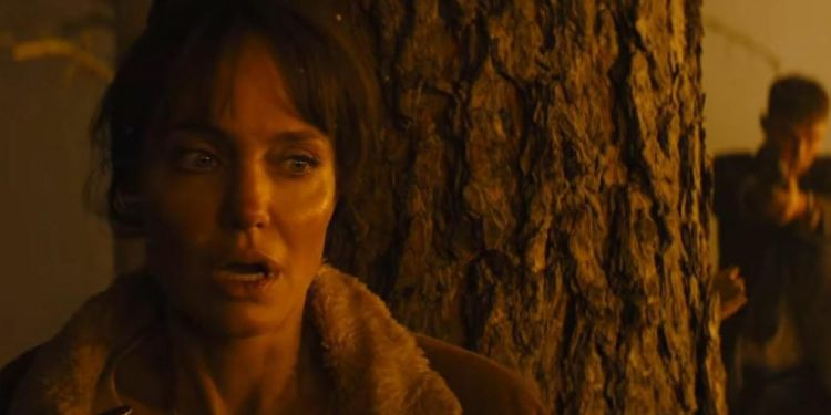 Bande annonce Those who wish me dead avec Angelina Jolie.