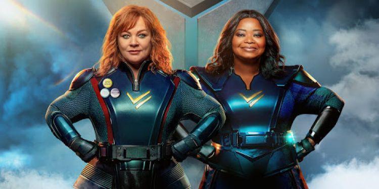 Bande annonce Thunder Force sur Netflix.
