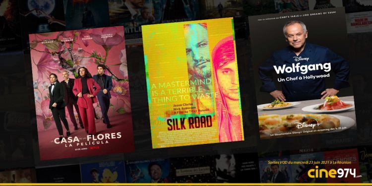Bandes annonce des sorties VOD de la semaine du 23 juin.