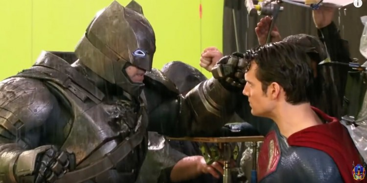 Batman v Superman : Behind The Scenes