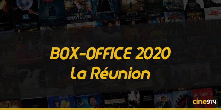 Bilan du Box-office 2020 cinéma à La Réunion