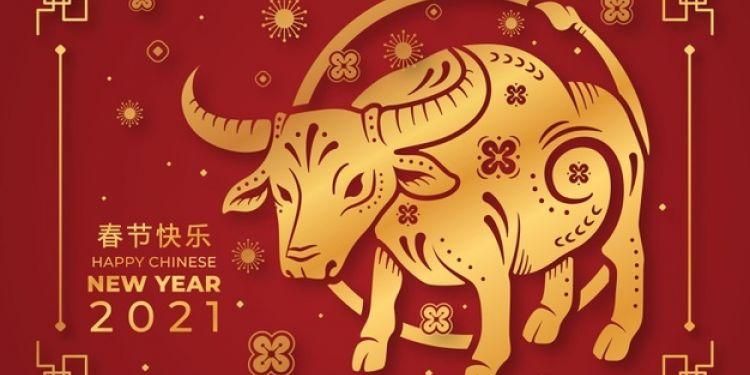 Bonne année 2021 à toute la communauté chinoise