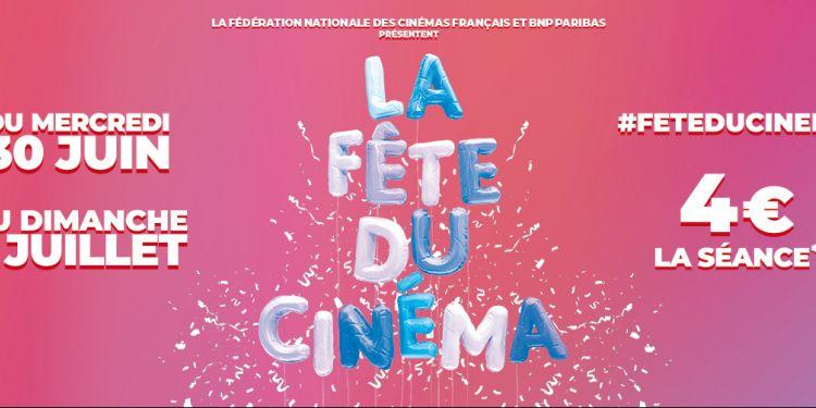 C'est bientôt la Fête du cinéma à La Réunion : les places à 4 euros pendant 5 jours