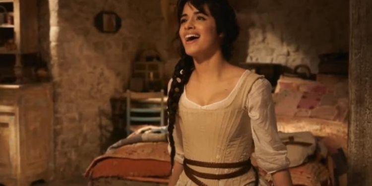 Cendrillon, le film avec la splendide Camila Cabello