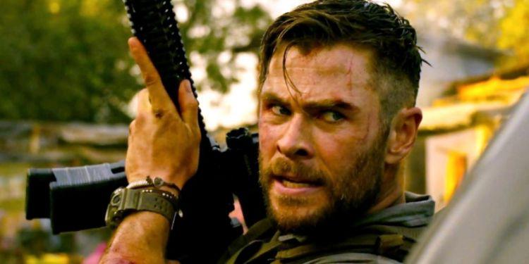 Chris Hemsworth reprend du service dans le teaser de Tyler Rake 2.