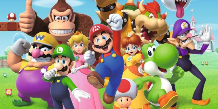 Chris Pratt et Anya Taylor-Joy au casting voix du film de Super Mario.