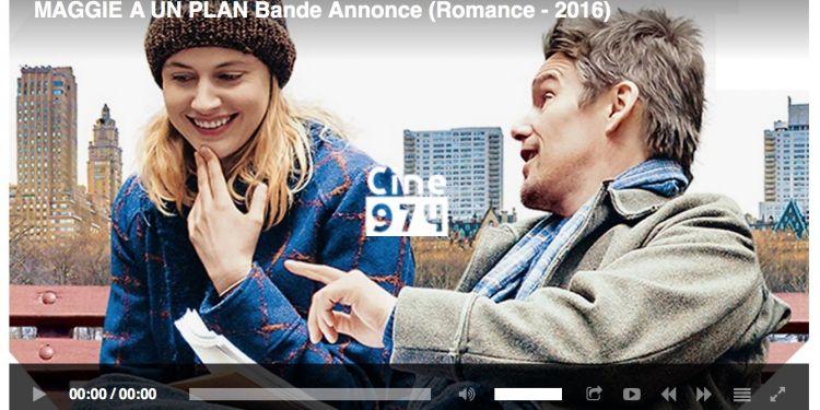 Cine974.com et les bandes annonces