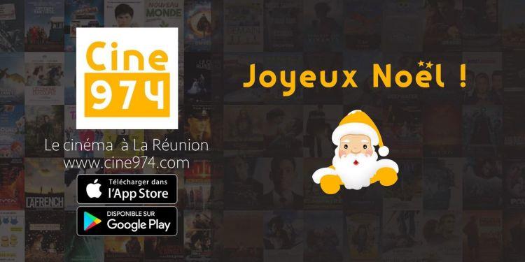 Cine974 vous souhaite un joyeux Noël