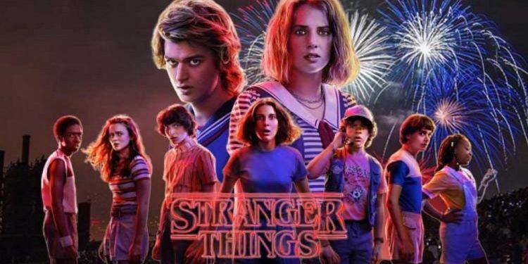 Clap de fin pour le tournage de Stranger Things saison 4.