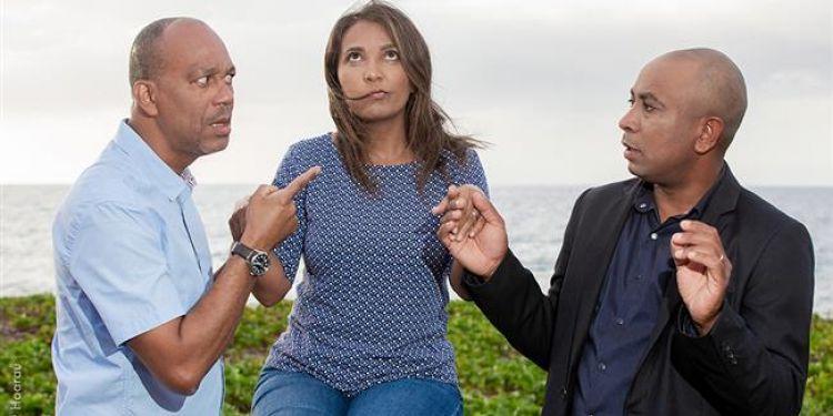Costa Terla le spectacle à voir au théâtre en octobre et novembre à La Réunion
