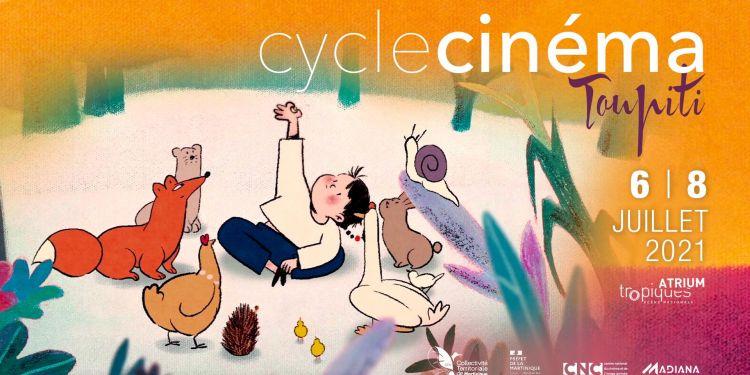News Cinéma CycleCinéma Toupiti du mardi 6 au jeudi 8 juillet