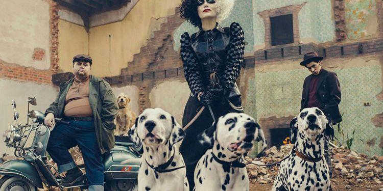 Découvrez la bande annonce de Cruella avec Emma Stone.