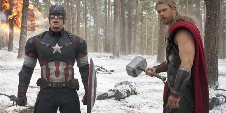 De nouvelles images d'Avengers 2 (Age of Ultron)