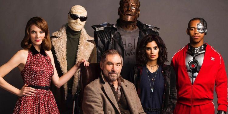 Doom Patrol, le tournage de la saison 3 a débuté.