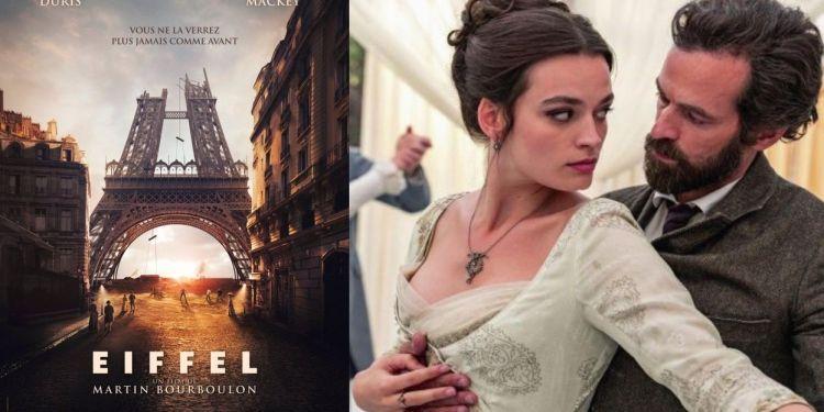 Eiffel une bande annonce dévoilée.