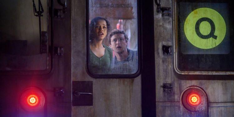 Escape Game 2 - Le Monde est un piège, pris au piège dans un train infernal 😱