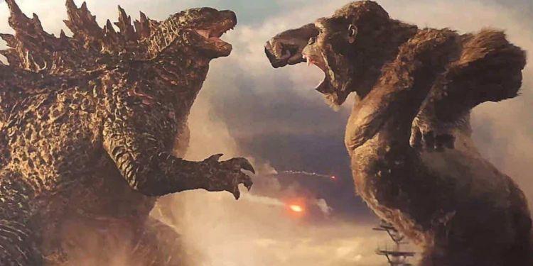 Godzilla VS Kong cartonne au box office.
