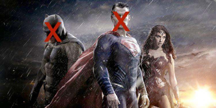 Henry Cavill n'est plus Clark Kent... ?!