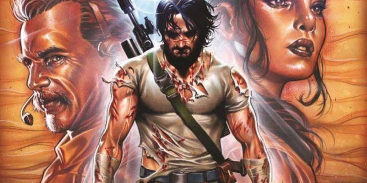 Keanu Reeves va incarner le héros de l'adaptation de son comics.