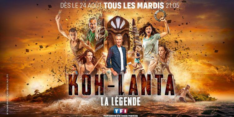 Koh Lanta : La Légende, dès le 24 août sur TF1