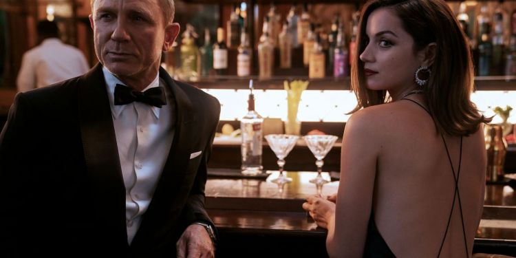 L'avant première de James Bond : Mourir peut attendre est à 2000 euros.