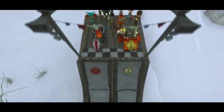 La Bataille géante de boules de neige 2, l'incroyable course de luge • Bande Annonce VF 2021