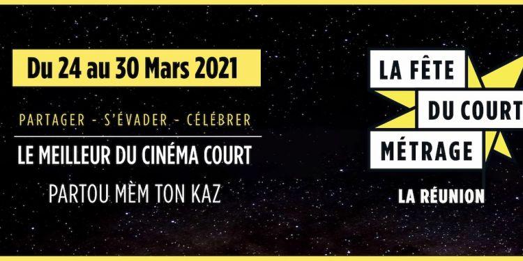 La Fête du court métrage 2021 à La Réunion