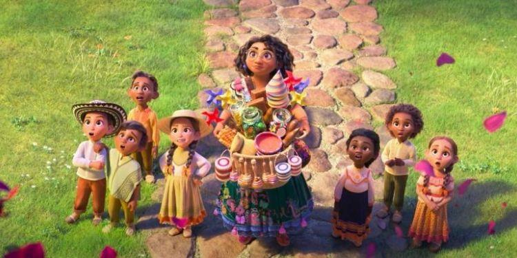 La première affiche et la bande annonce pour Encanto, le prochain Disney Colombien.