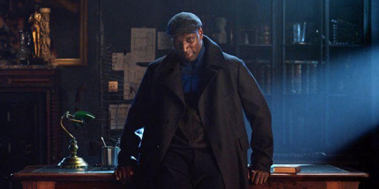 La série Lupin avec Omar Sy arrive en janvier.