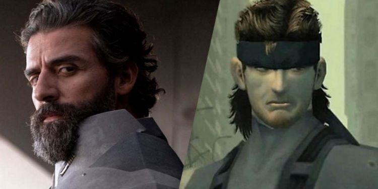 Le Film Metal Gear Solid, Oscar Isaac incarnera Solid Snake.