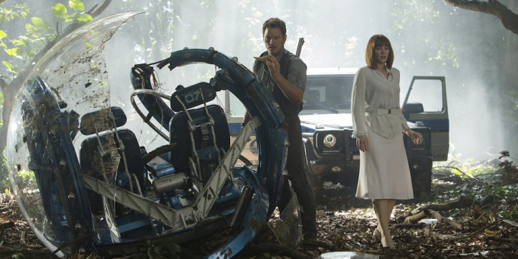 Le nouveau trailer de Jurassic World