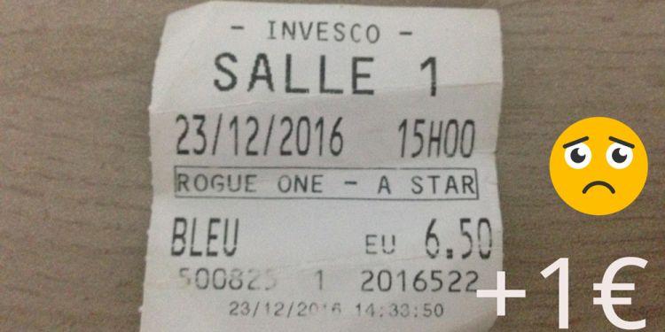 Le prix des places de cinéma augmente à #LaReunion