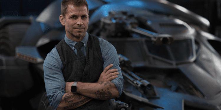Le prochain Snyder sera de la science-fiction.