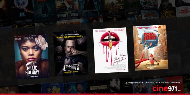 News Cinéma Le retour du cinéma en Guadeloupe. Ta ta ta ta tata ta tata... 🎵
