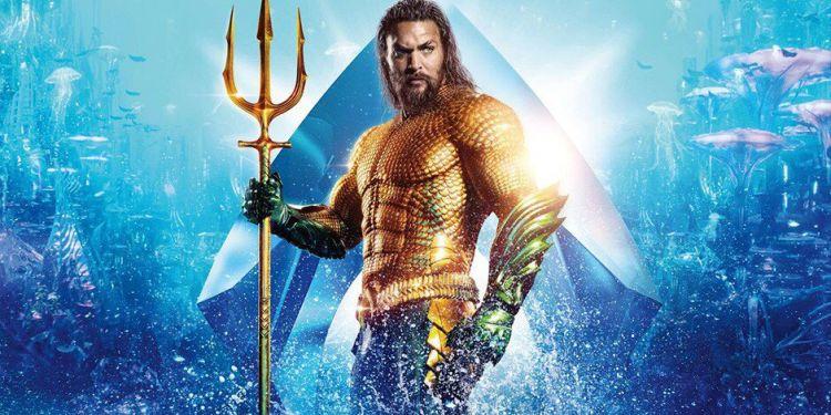 Le tournage d'Aquaman 2 a débuté.