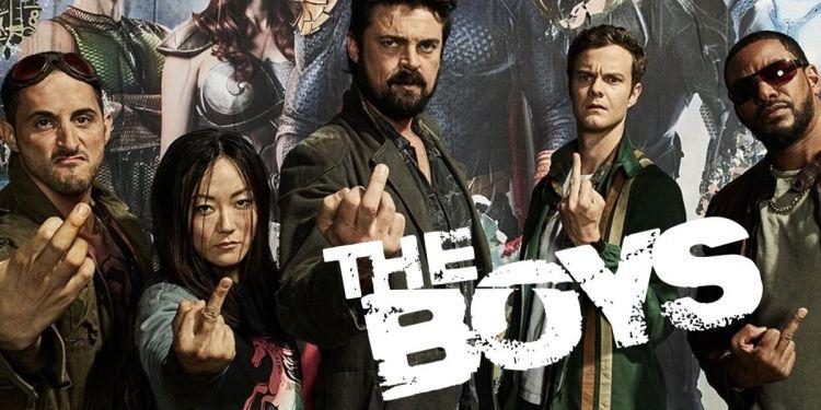 Le tournage de la saison 3 de The Boys est terminé.