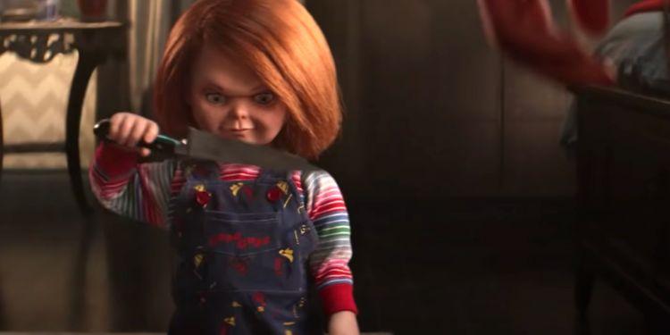 Le Trailer terrifiant de la série Chucky .