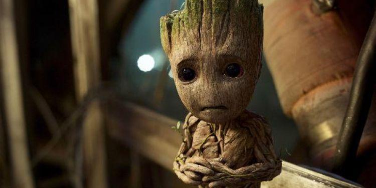 Les Gardiens de la Galaxie : Baby Groot n'est pas Groot