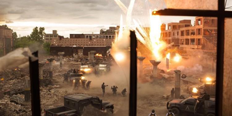 Les premières images du tournage de Transformers 5