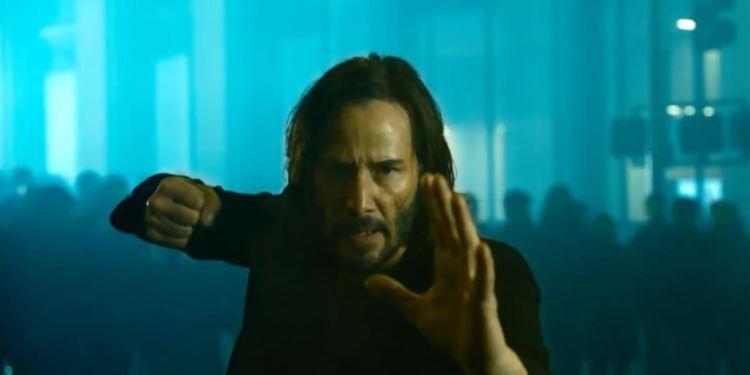 Les premiers teasers de Matrix 4 dévoilés.
