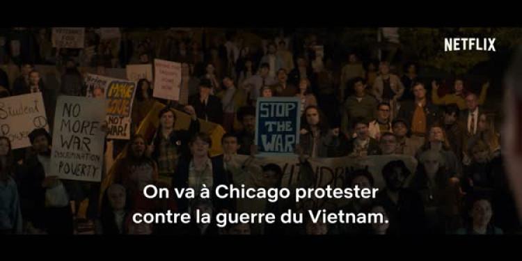 Bande Annonce •  Les Sept de Chicago VF - 2020