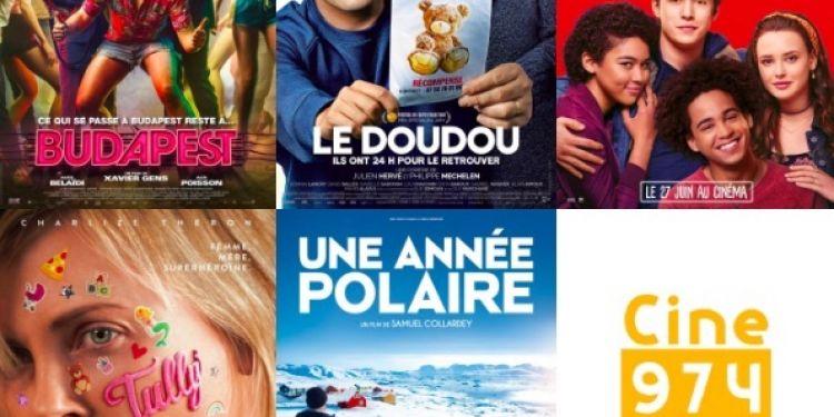 Les sorties #cinema du mercredi 27 juin 2018