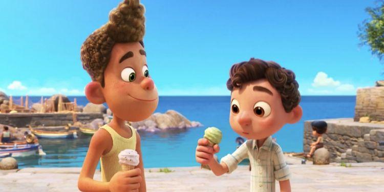 Luca le prochain film pixar dévoile sa bande annonce.