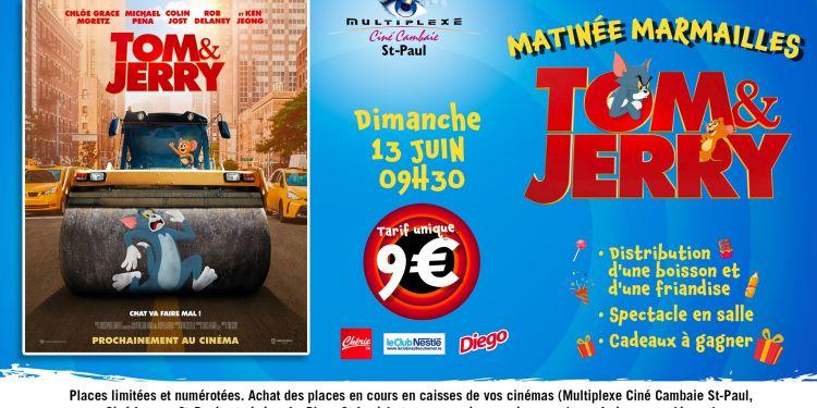 Matinée Marmailles : Tom & Jerry